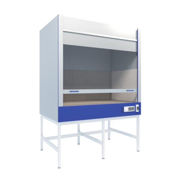 Шкаф вытяжной общего назначения ШМ (серия Стандарт)  от завода лабораторной мебели