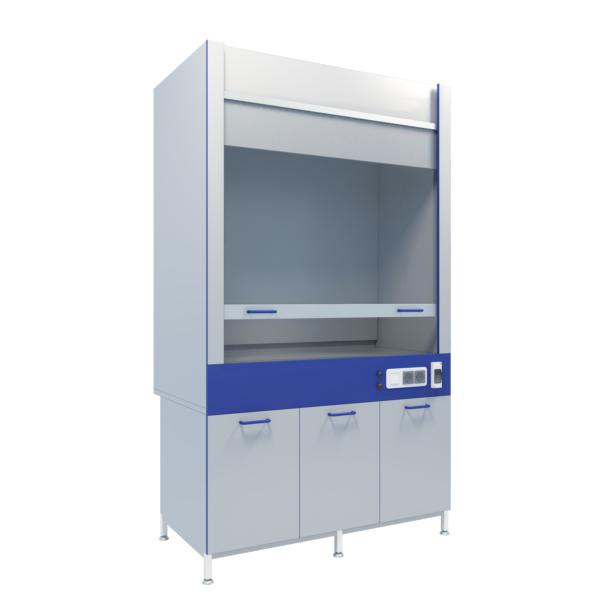 Шкаф вытяжной общего назначения ШВ (серия Стандарт)  от завода лабораторной мебели