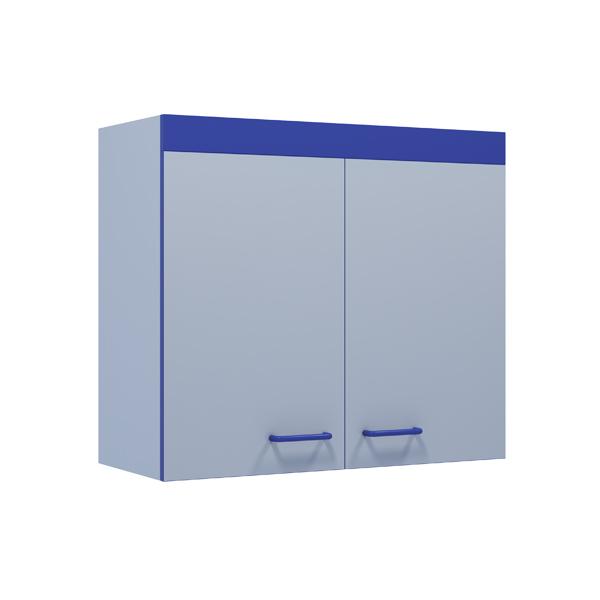 Шкаф навесной СТ.НШД  от завода лабораторной мебели