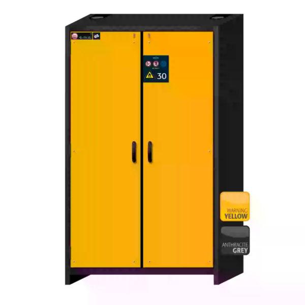 Шкафы для хранения ASECOS Q30.195.116 (2-полки для лотков(НС); 1-поддон(НС))