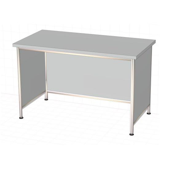 Стол на алюминиевом каркасе 1200х600х790 мм