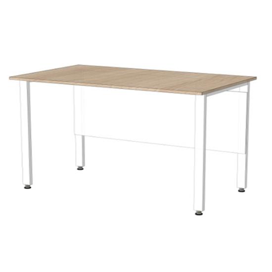 Офисный стол МО-С2 (размеры 1400х700х750 мм)